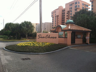Entrance to Sea Chase