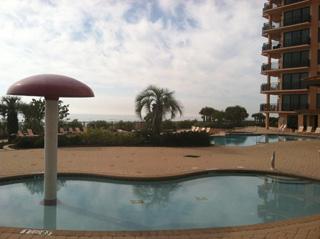 Kiddie pool at Sea Chase